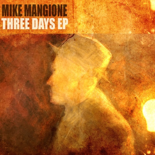 Mike-Mangione-Three-Days-CD